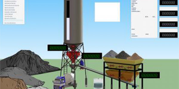 automatizacion de plantas de concreto
