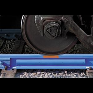 Básculas para trenes