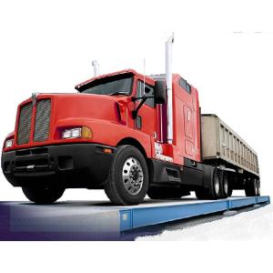 Báscula para camiones